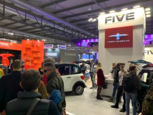 STAND TODAY SUNSHINE A EICMA